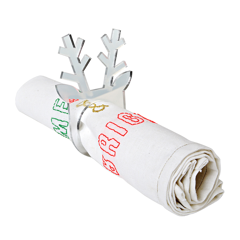 Napkin Rings From Thanksgiving Napkin Rings To Christmas