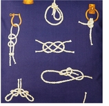 Nautical Fabrics Knot Swatch