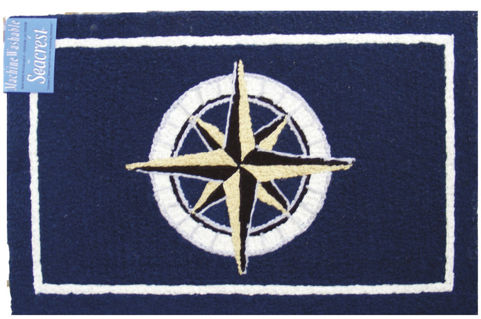 Nautical Throw Rug