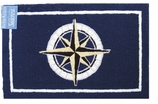 Nautical Rugs 2x3 Compass