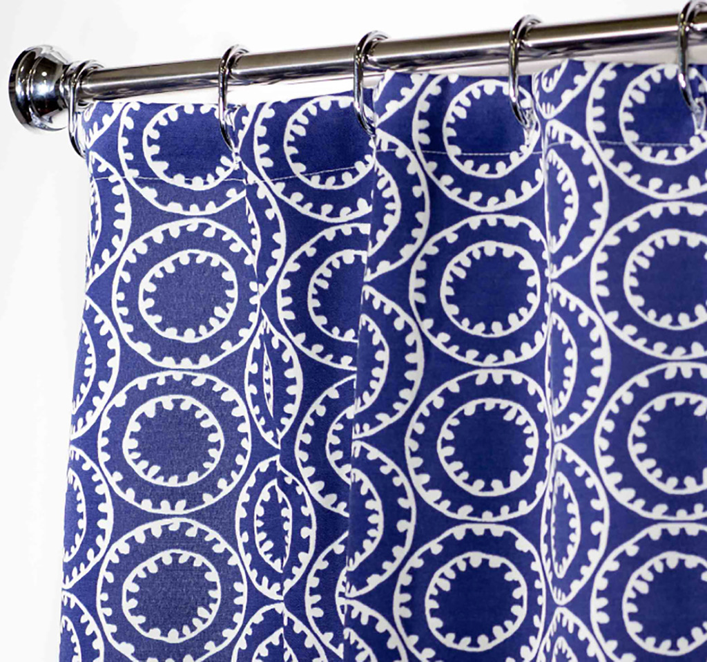 Nautical Shower Curtains Bell 96