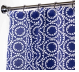 Nautical Shower Curtains Bell 96""