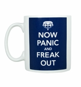 Now Panic & Freak Out Porcelain 11oz