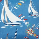 Outdoor Fabrics Boat Swatch