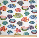 Outdoor Fabrics Fish Swatch