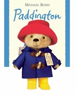 Paddington Bear 10in and Book