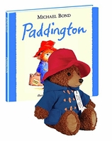 Paddington Bear Movie Bear & Book