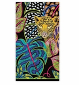 Paper Hand Towels Black Jungle