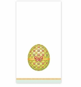Paper Hand Towels Easter Eggs Pk 15