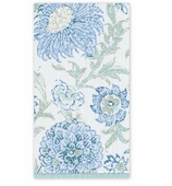 Paper Hand Towels Indienne Blue