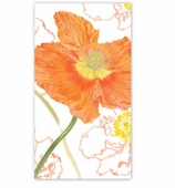 Paper Hand Towels Poppy