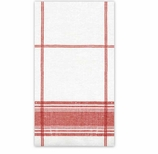 Paper Hand Towels Red Belgian