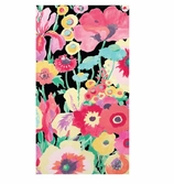 Paper Hand Towels Secret Garden Black