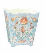 Plastic Bathroom Wastebaskets Sanibel