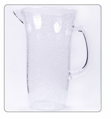 Plastic Pitcher - Clear