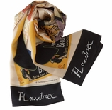 Scarves for Women Lautrec