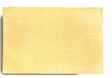 Cloth Placemats Yellow Chevron