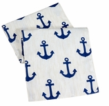Table Runners Anchor 72""
