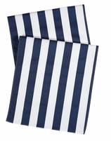 Table Runners Blue Stripe 72""