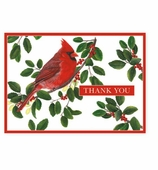 Thank You Cards Birds