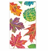 Thanksgiving Hand Towels Autumn Leaves