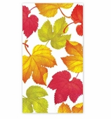 Thanksgiving Hand Towels Fall Leaves