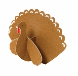 Thanksgiving Place Cards 3D