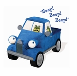 The Little Blue Truck Toy