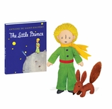 The Little Prince Toy & Book