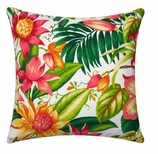 Throw Pillow Covers Waverly Lilly Print