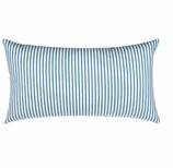Throw Pillow Rectangle Ticking