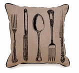 Throw Pillows for Couch Cutlery