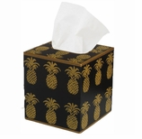 Tissue Box Cover Pineapple