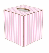 Tissue Box Cover Pink