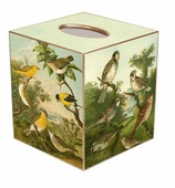 Tissue Box Covers Birds