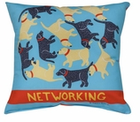 Unique Decorative Throw Pillows Networking