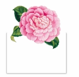 Unique Place Cards Camellias