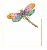 Unique Place Cards Dragonfly