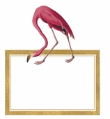 Unique Place Cards Flamingo