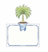 Unique Place Cards Potted Palms