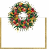 Unique Place Cards Wreath