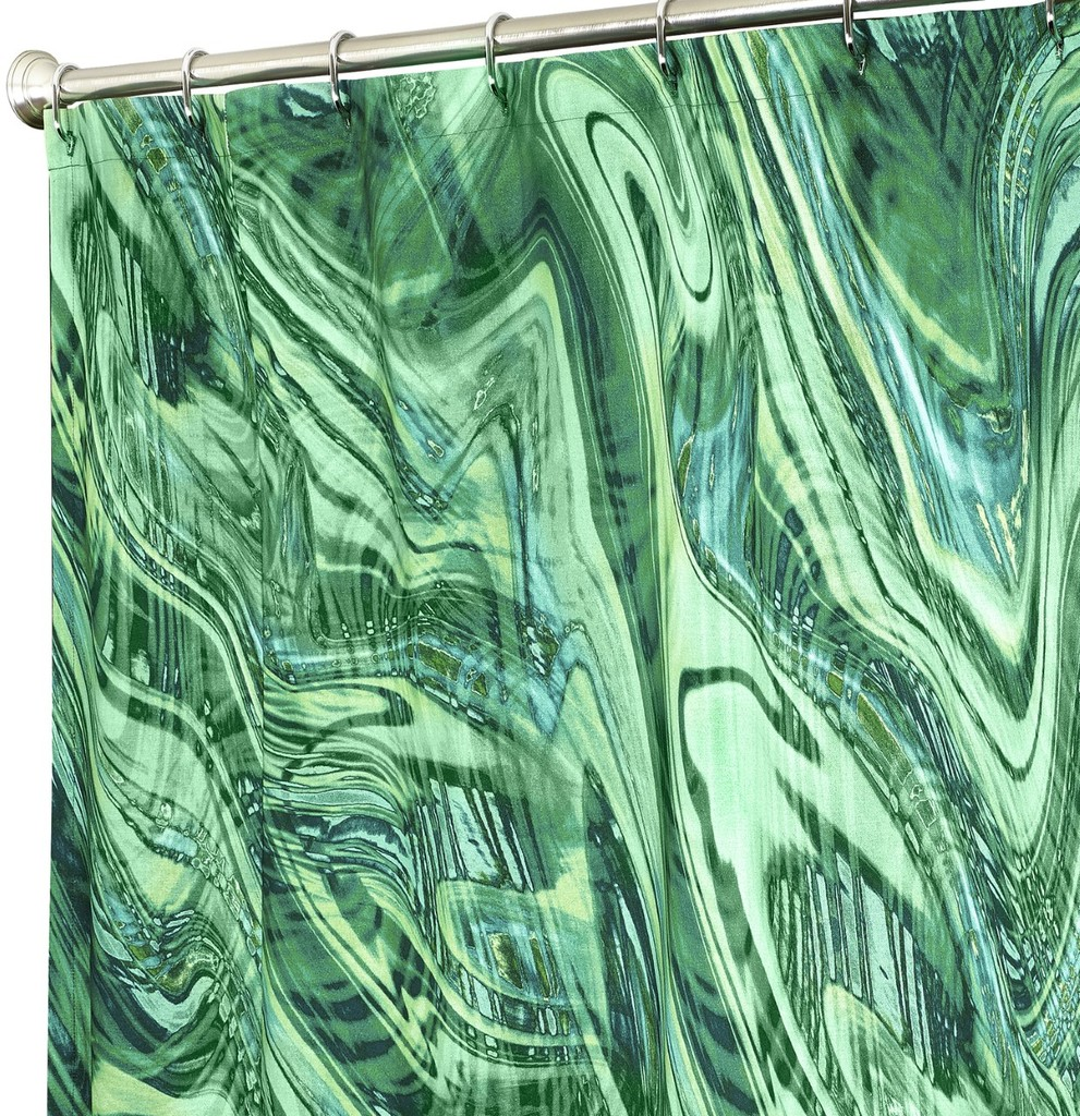Unique Shower Curtains In Beautiful Fabrics