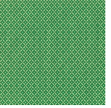 Wrapping Paper Diam Green