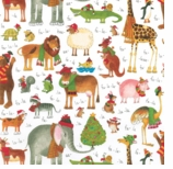 Wrapping Paper Falala