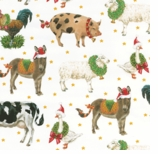 Wrapping Paper Farm