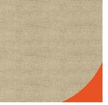 Wrapping Paper Jute Orange