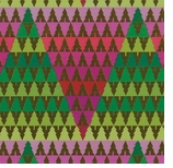 Wrapping Paper Zig Zag