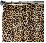 XXL Shower Curtains Animal