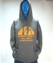 Basketball All Day Everyday Hooded sweatshirt