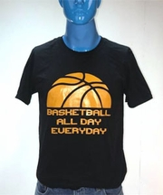 Basketball All Day Everyday Short Sleeve tee
